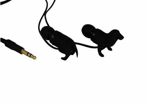 Hunde Kopfhörer Black Dog