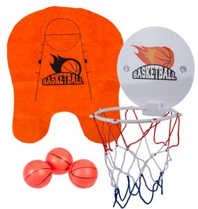 Toiletten-Basketball-Set