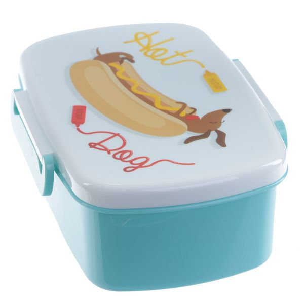 "Lunchbox "" Hot Dog ""   Dackel"