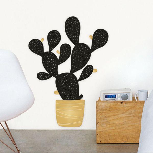 Wandtattoo Aufkleber Kaktus