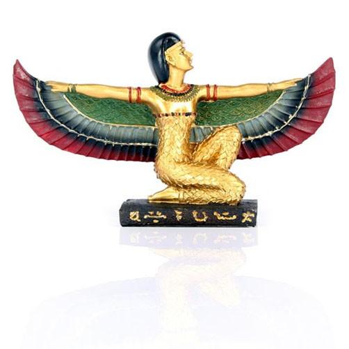 Schöne Isis Figur Deko Statue