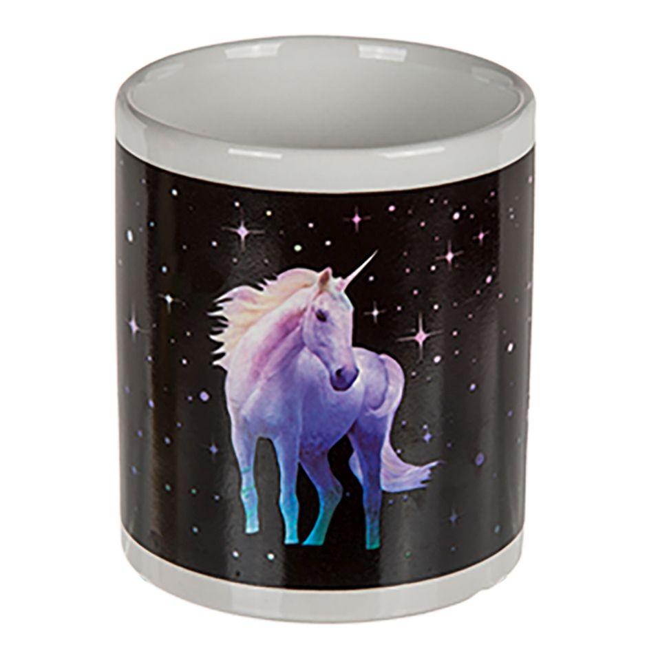 tasse magic stoneware mug einhorn mit thermoeffekt. Black Bedroom Furniture Sets. Home Design Ideas