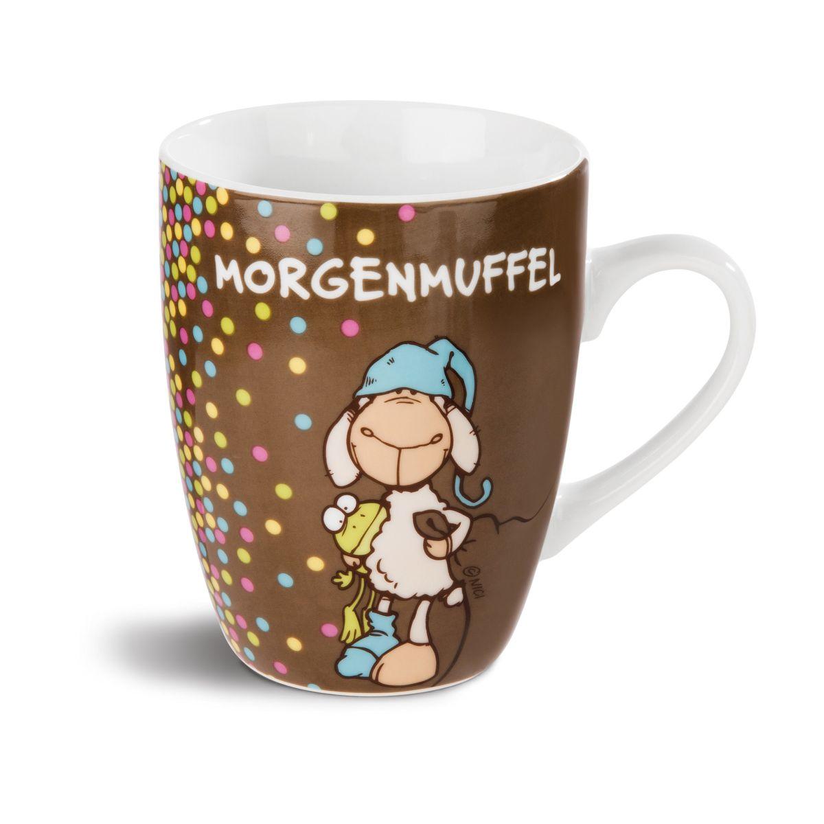 Nici Tassen Xxl : Nici tasse quot morgenmuffel