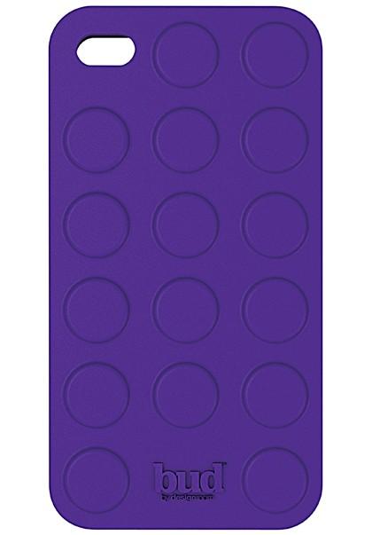iPhone 4 bump case lila