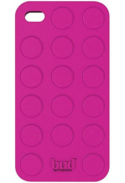 iPhone 4 bump case pink