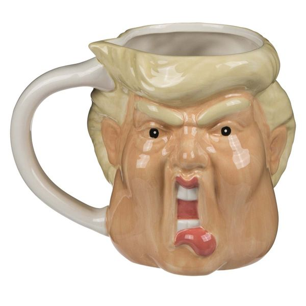 Kaffeebecher 'Mr. President' 450 ml