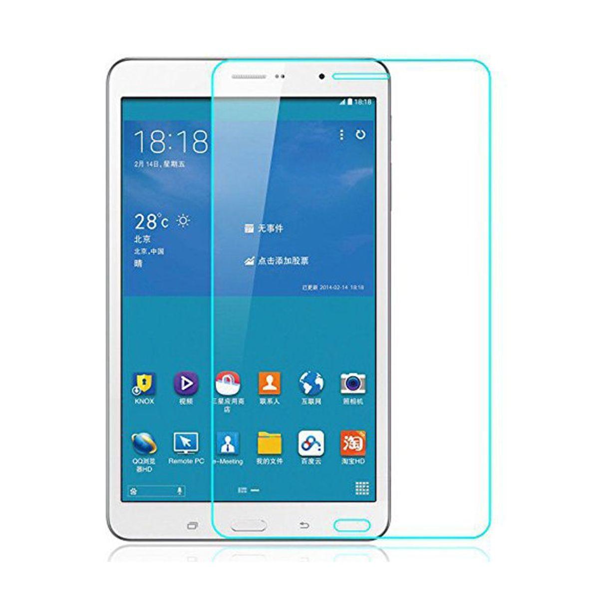 Samsung Galaxy Tab 3 Lite 7.0 Displayschutzfolie 9H Verbundglas Panzer Schutz Glas Tempered Glas