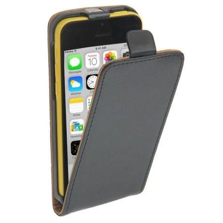 Flip Handy Tasche Case für Handy Apple iPhone 5C