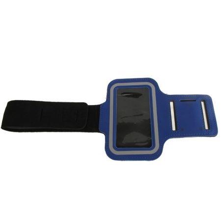 Tasche Armband für Samsung Galaxy S4 mini i9190 Blau – Bild 3