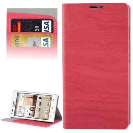 Design Handytasche für Huawei Ascend G6 Pink