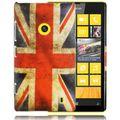 Schutzhülle Hardcase für Handy Nokia Lumia 520 England 001