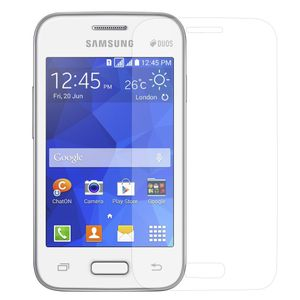 Samsung Galaxy Young 2 Displayschutzfolie 9H Verbundglas Panzerglas Tempered Glass