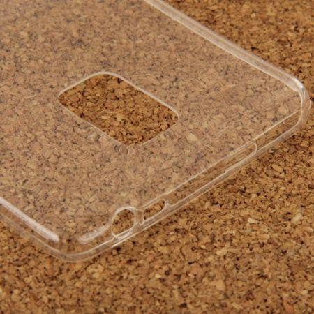Samsung Galaxy Note Edge Transparent Case Hülle Silikon – Bild 3