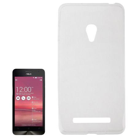 ASUS Zenfone 6 Transparent Case Hülle Silikon