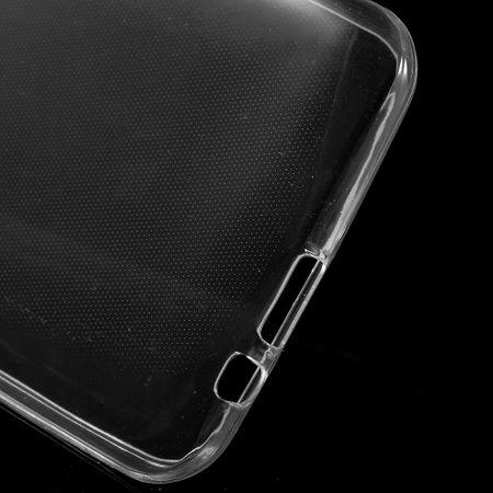 HTC One M9 Plus Transparent Case Hülle Silikon – Bild 4