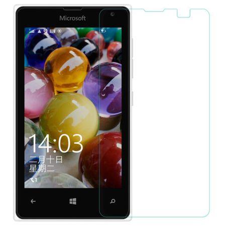 Microsoft Lumia 532 Displayschutzfolie 9H Verbundglas Panzer Schutz Glas Tempered Glas – Bild 2