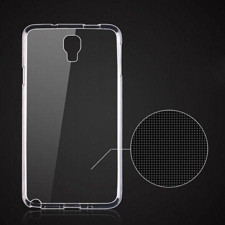 Samsung Galaxy Note 3 Neo Transparent Case Hülle Silikon – Bild 3