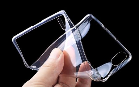 Sony Xperia E4 Transparent Case Hülle Silikon – Bild 3