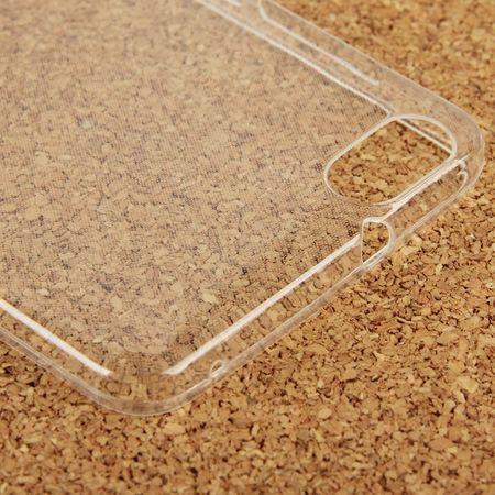Ultra Dünn Schutzhülle Handytasche Etuis TPU für Handy Huawei Honor 4X Transparent Klar – Bild 5