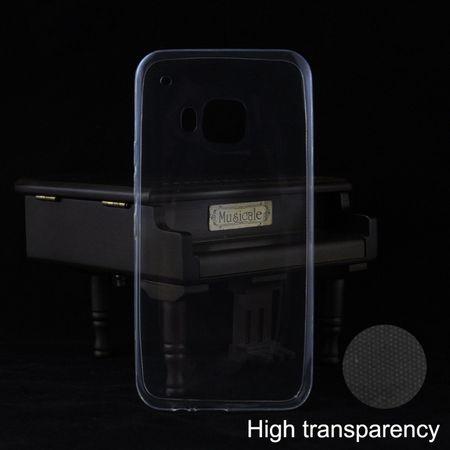 Samsung Galaxy A7 Transparent Case Hülle Silikon – Bild 4