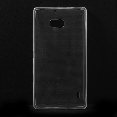 Nokia Lumia 930 Transparent Case Hülle Silikon