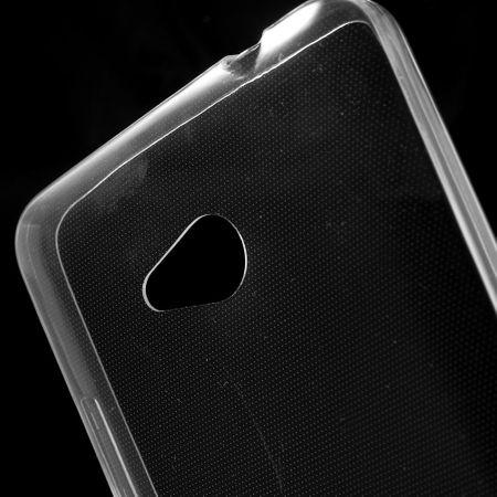 Microsoft Lumia 640 Transparent Case Hülle Silikon – Bild 4