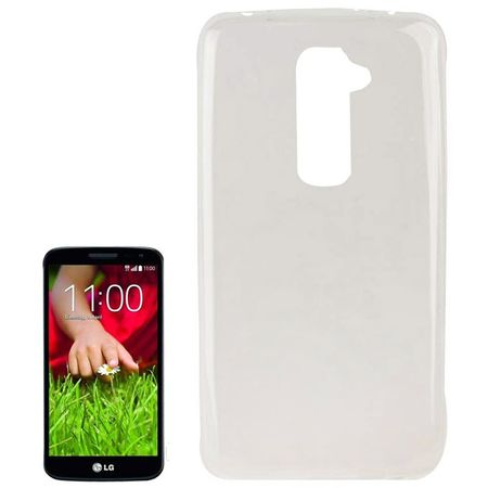 LG G2 mini Transparent Case Hülle Silikon