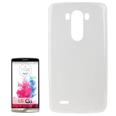 LG G3 Transparent Case Hülle Silikon
