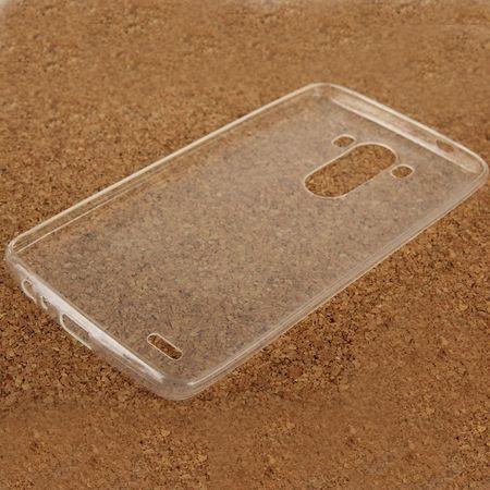 LG G3 Transparent Case Hülle Silikon – Bild 4