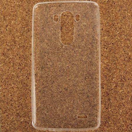 LG G3 Transparent Case Hülle Silikon – Bild 3
