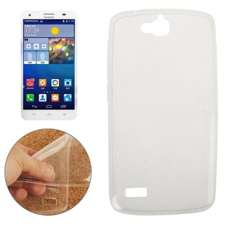 Huawei Honor 3C Transparent Case Hülle Silikon