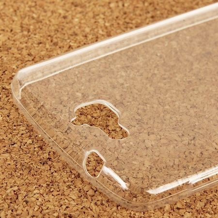 Huawei Honor 3C Transparent Case Hülle Silikon – Bild 4
