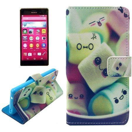 Handyhülle Tasche für Handy Sony Xperia Z4 Compact Marshmallow