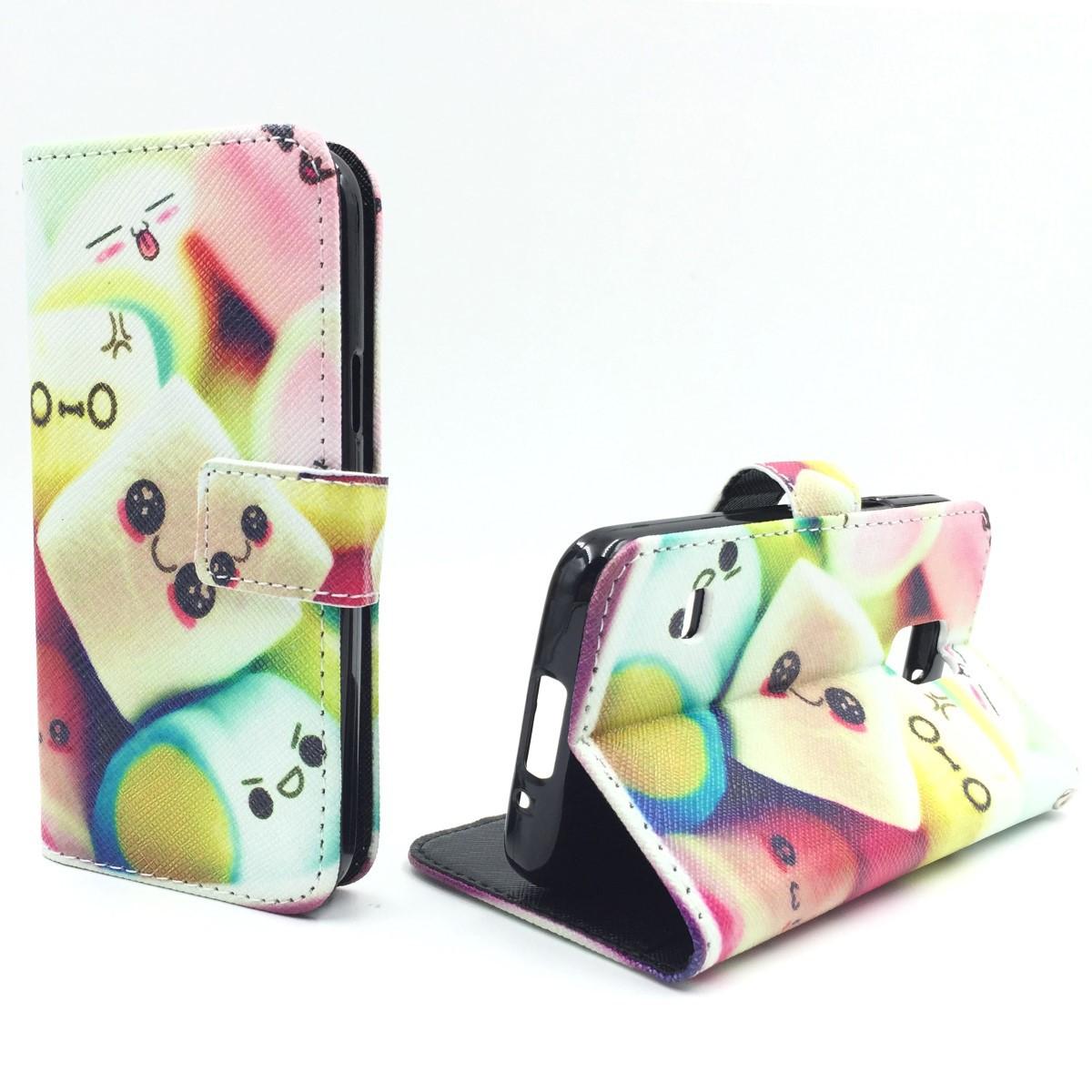 schutz h lle f r samsung galaxy s5 mini marshmallows. Black Bedroom Furniture Sets. Home Design Ideas