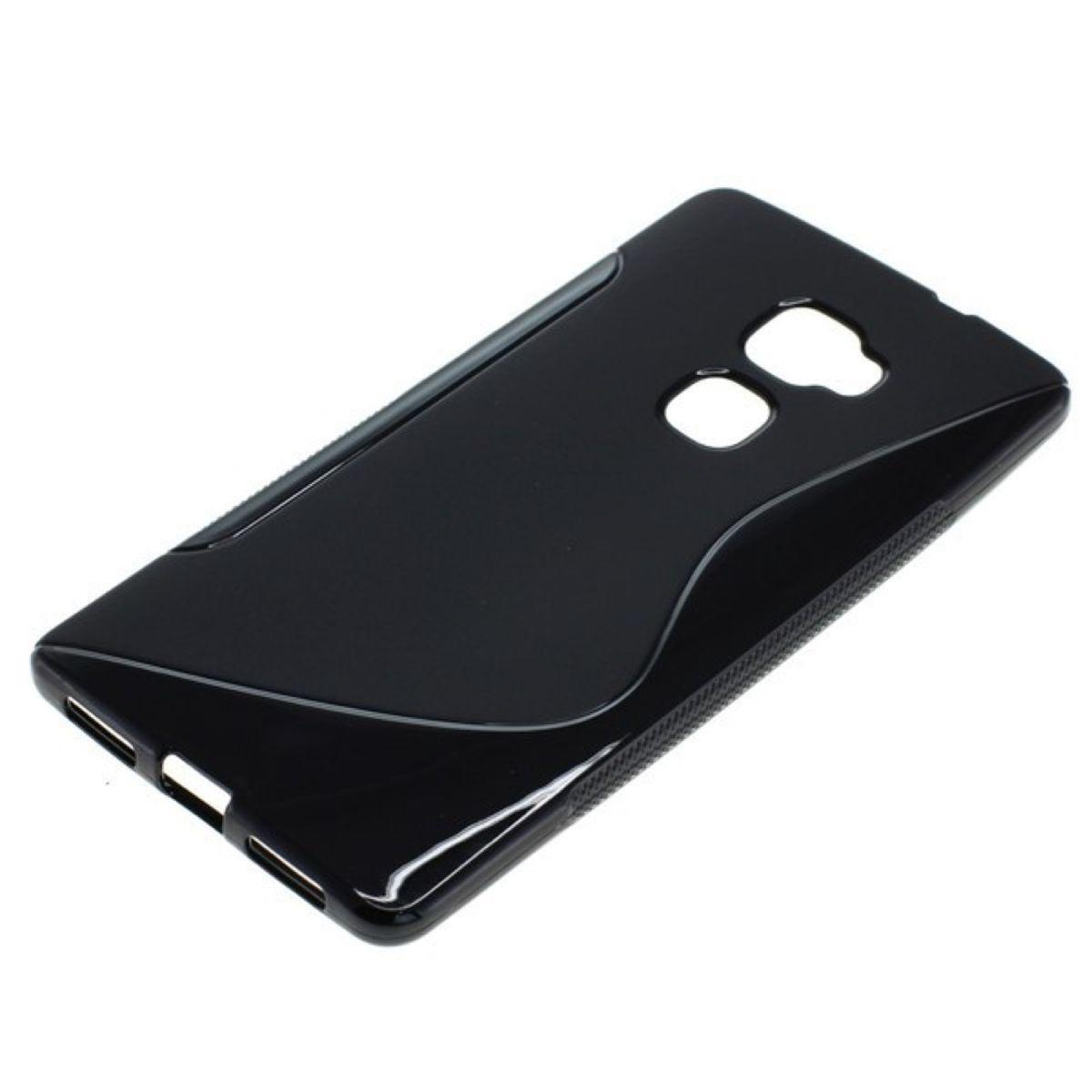 OTB TPU Case kompatibel zu Huawei Mate S S-Curve schwarz