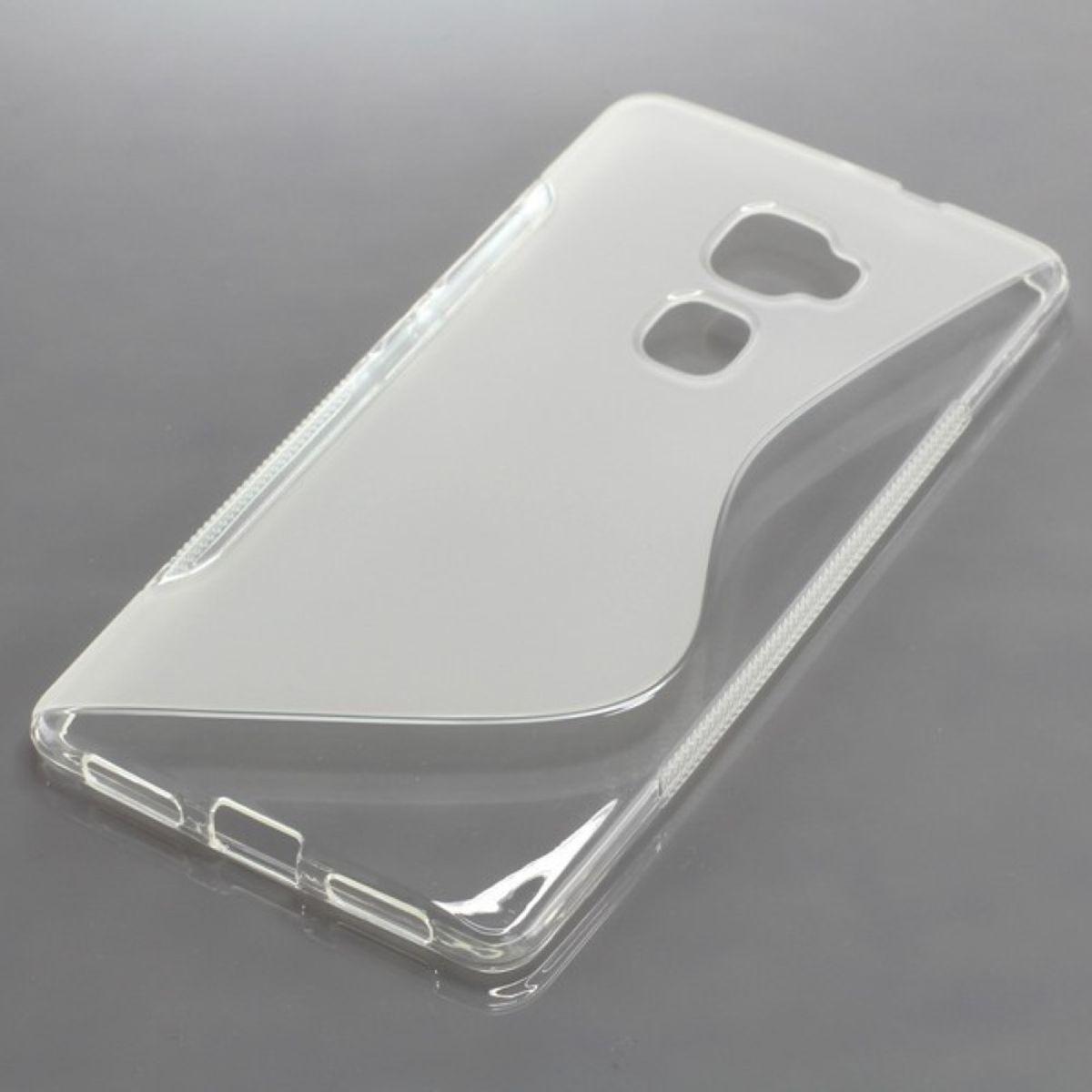 OTB TPU Case kompatibel zu Huawei Mate S S-Curve tranparent