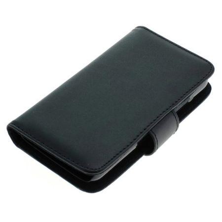 OTB Tasche (Kunstleder) für Huawei Y3 Bookstyle schwarz