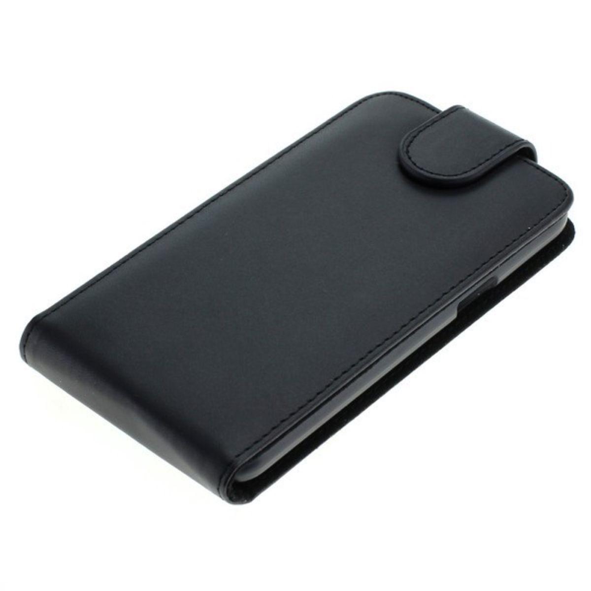 OTB Tasche (Kunstleder) für Samsung Galaxy J5 SM-J500F Flipcase schwarz
