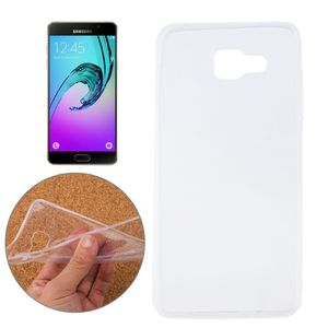 Samsung Galaxy A5 (2016) Transparent Case Hülle Silikon