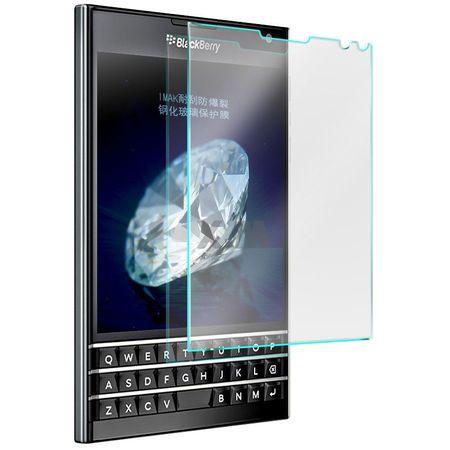 BlackBerry Passport / Q30 Displayschutzfolie 9H Verbundglas Panzer Schutz Glas Tempered Glas – Bild 2