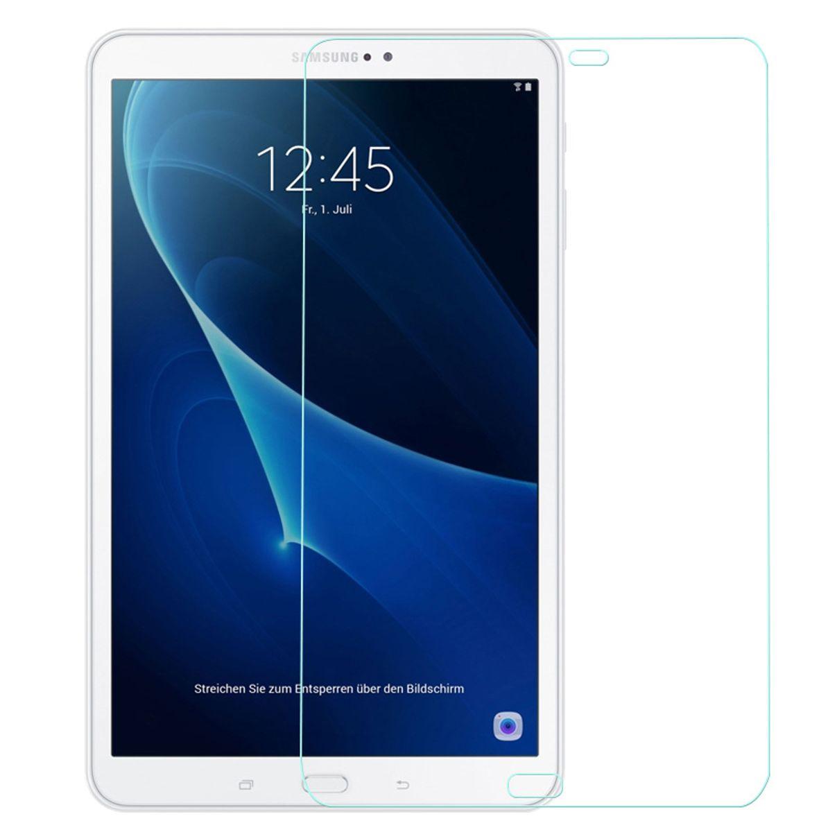 Samsung Galaxy Tab A 10.1 2016 Displayschutzfolie 9H Verbundglas Panzer Schutz Glas Tempered Glas