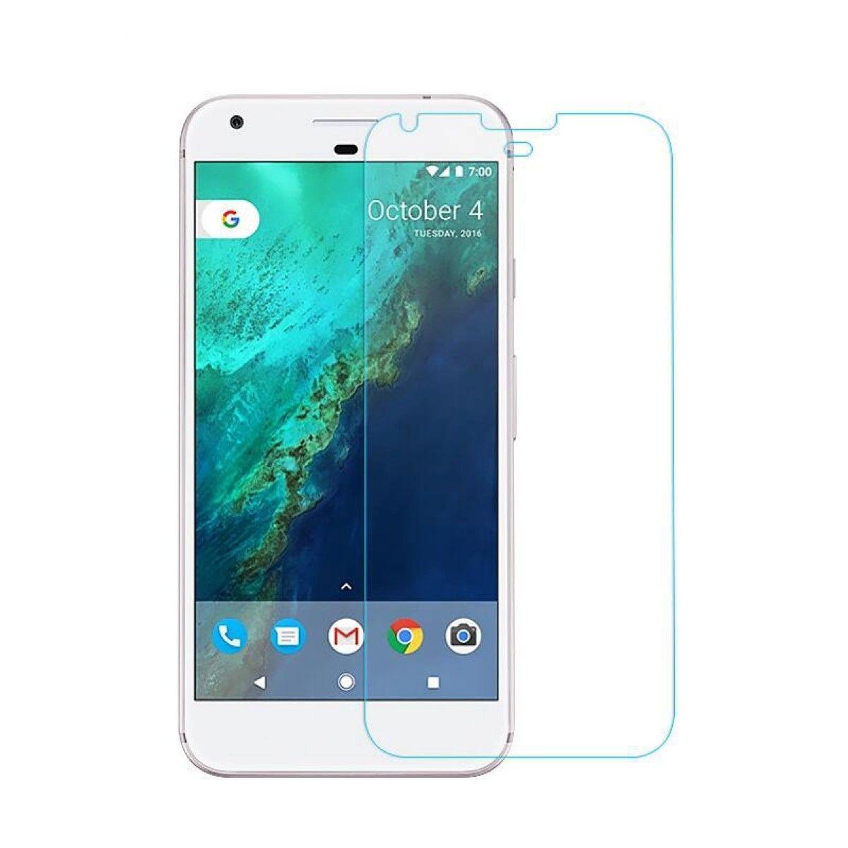 Google Pixel XL Displayschutzfolie 9H Verbundglas Panzer Schutz Glas Tempered Glas