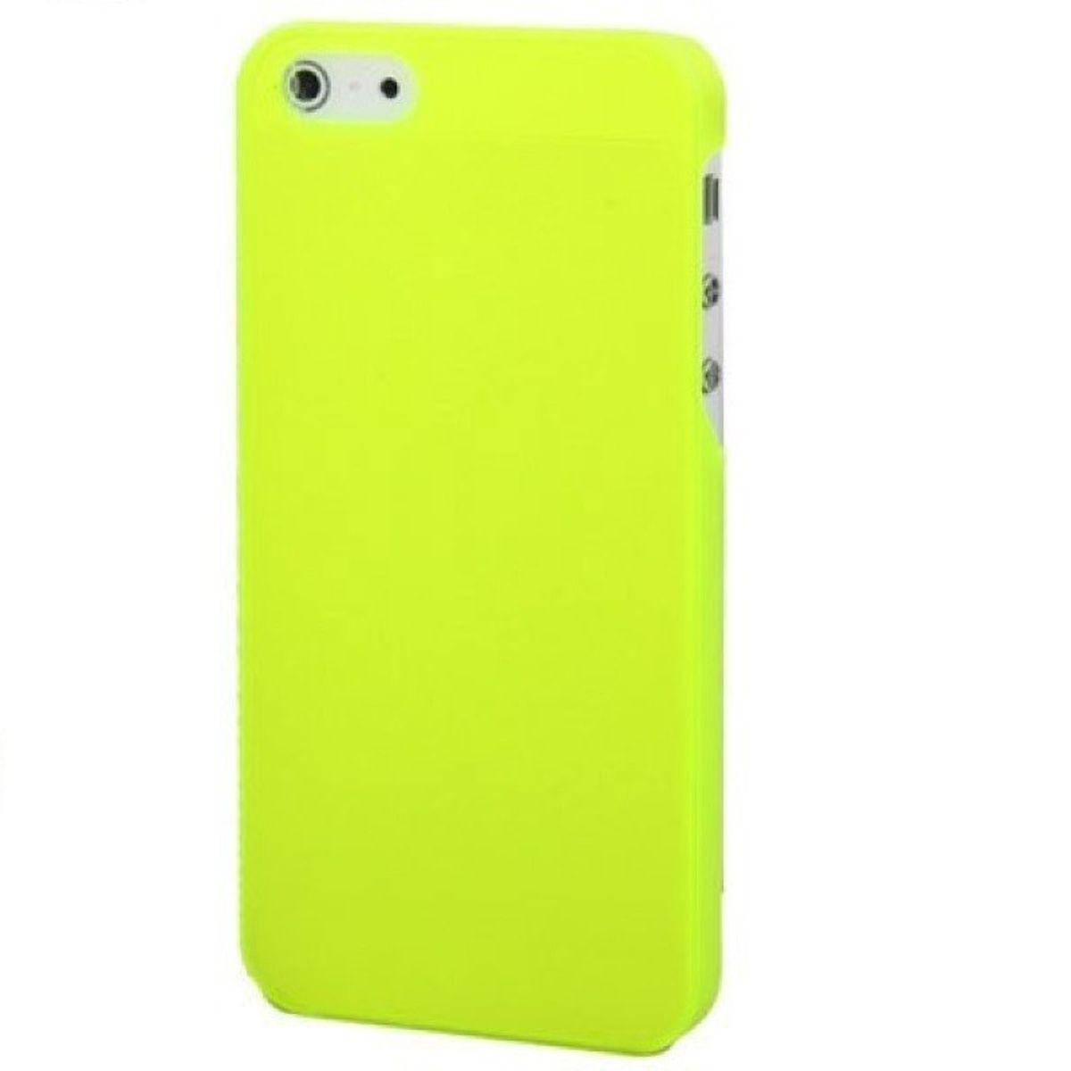 Backcover Hülle (ultraslim) Apple iPhone SE gelb
