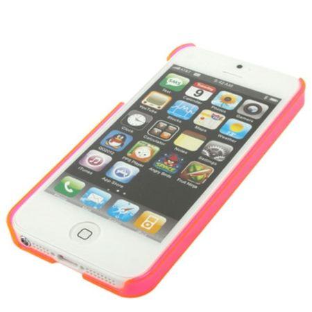 Backcover Hülle (slim) Apple iPhone SE – Bild 4