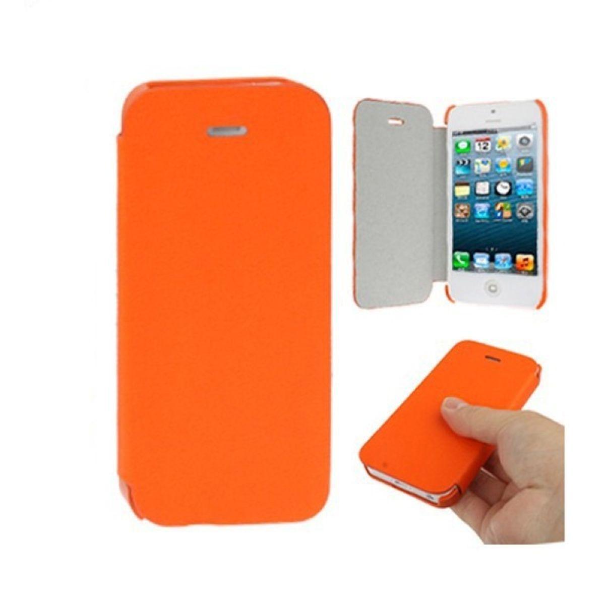 Schutzhülle Tasche Handytasche (Flip Quer) iPhone SE