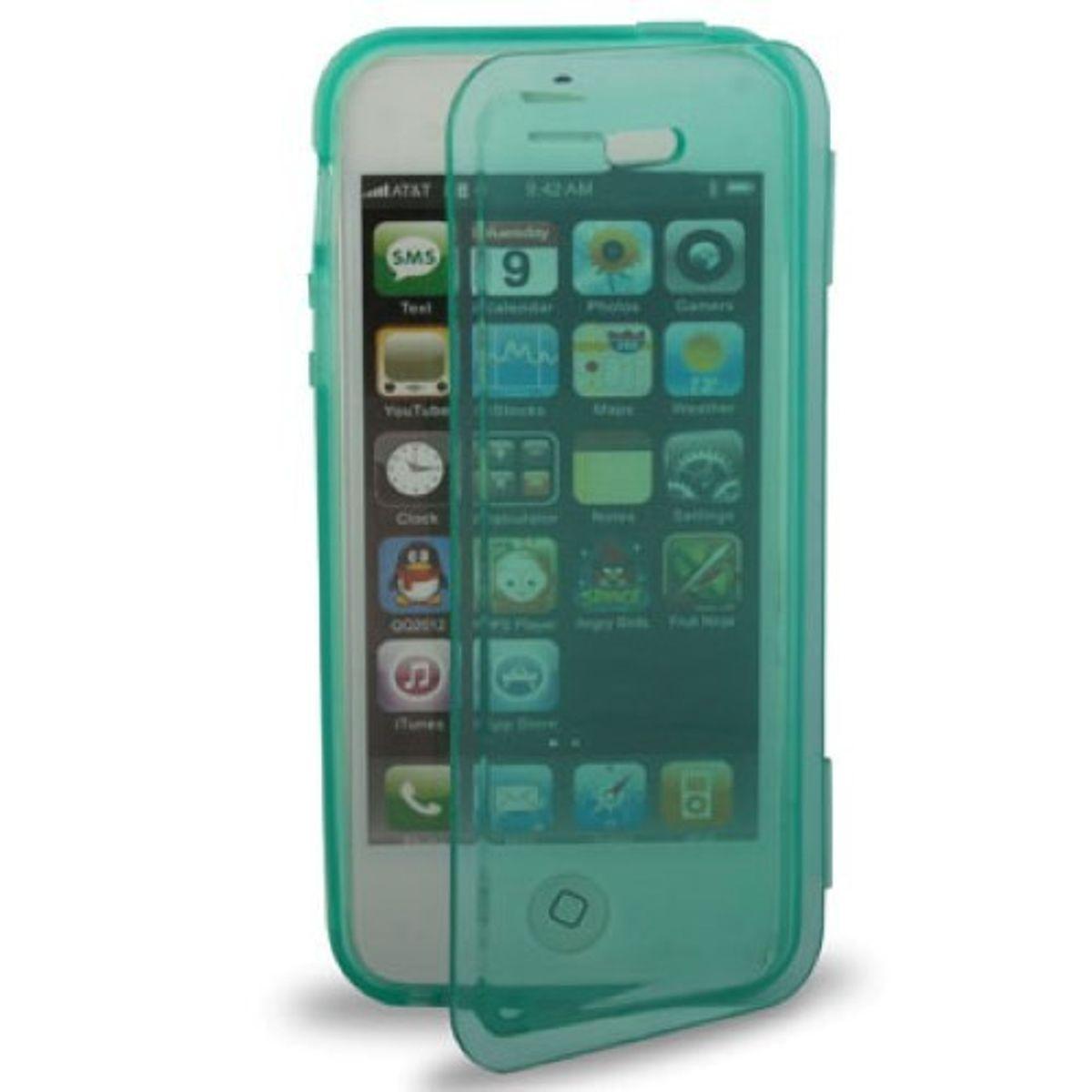 Horizontal Klapphülle TPU Handyhülle für iPhone SE