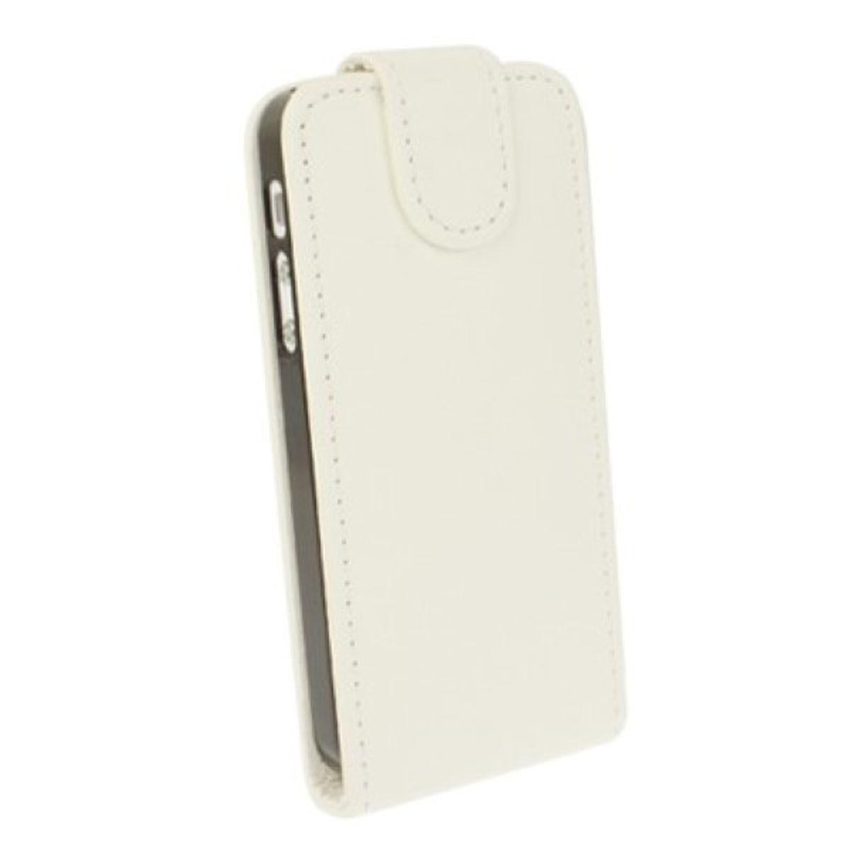 Handy Tasche Flip dünn für Handy iPhone 5 / 5s