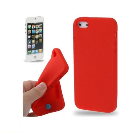 Schutzhülle Silikon Hülle für Handy iPhone 5 & 5s