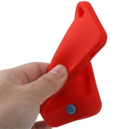 Schutzhülle Silikon Hülle für Handy iPhone 5 & 5s – Bild 3