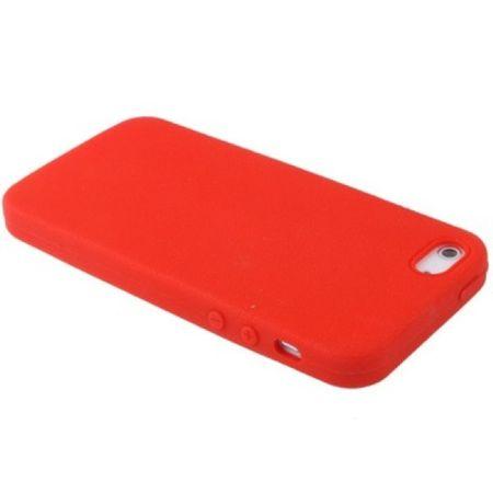 Schutzhülle Silikon Hülle für Handy iPhone 5 & 5s – Bild 4